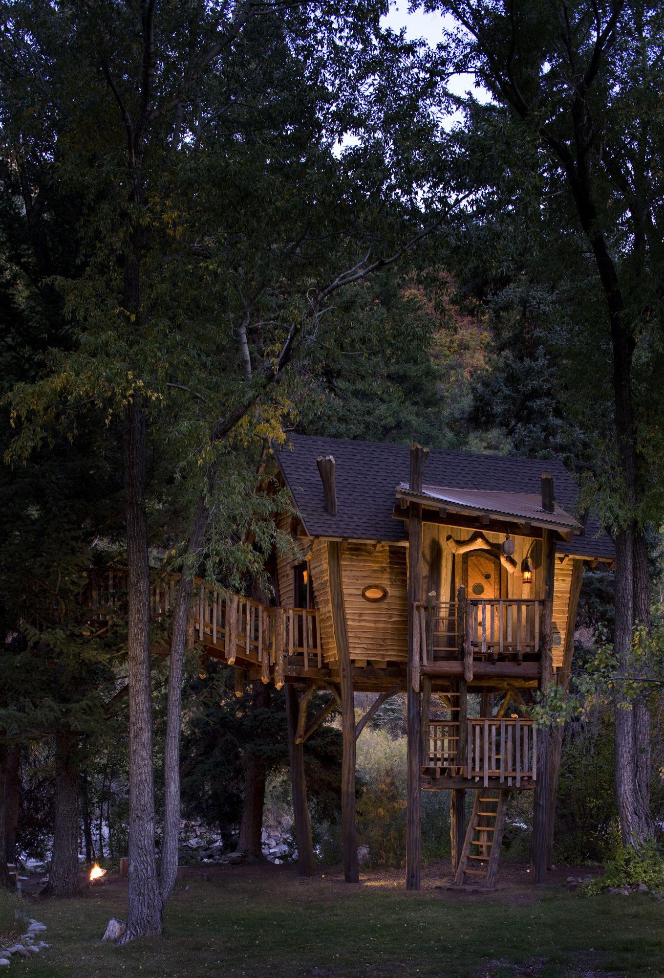 David Rasmussen Colorado - modern furniture and tree houses ...