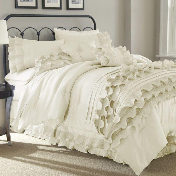 Found It At Joss U0026 Main   8 Piece Davia Comforter Set In Pearl White