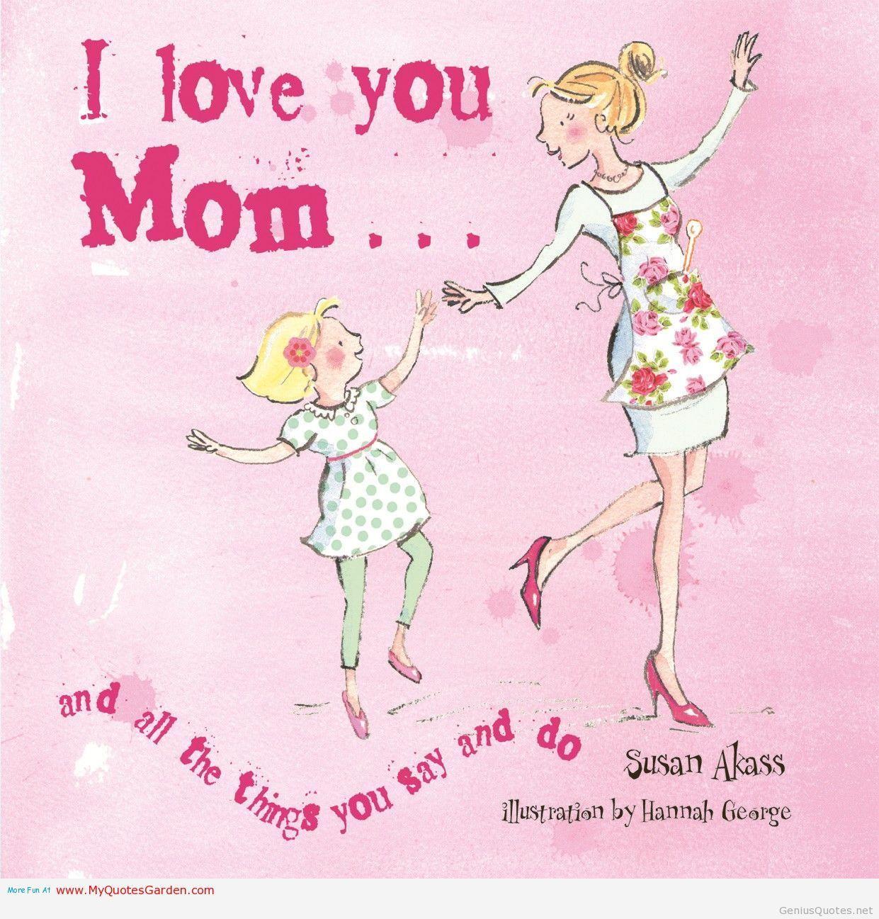Happy Birthday mom quotes Love my mom quotes, My mom