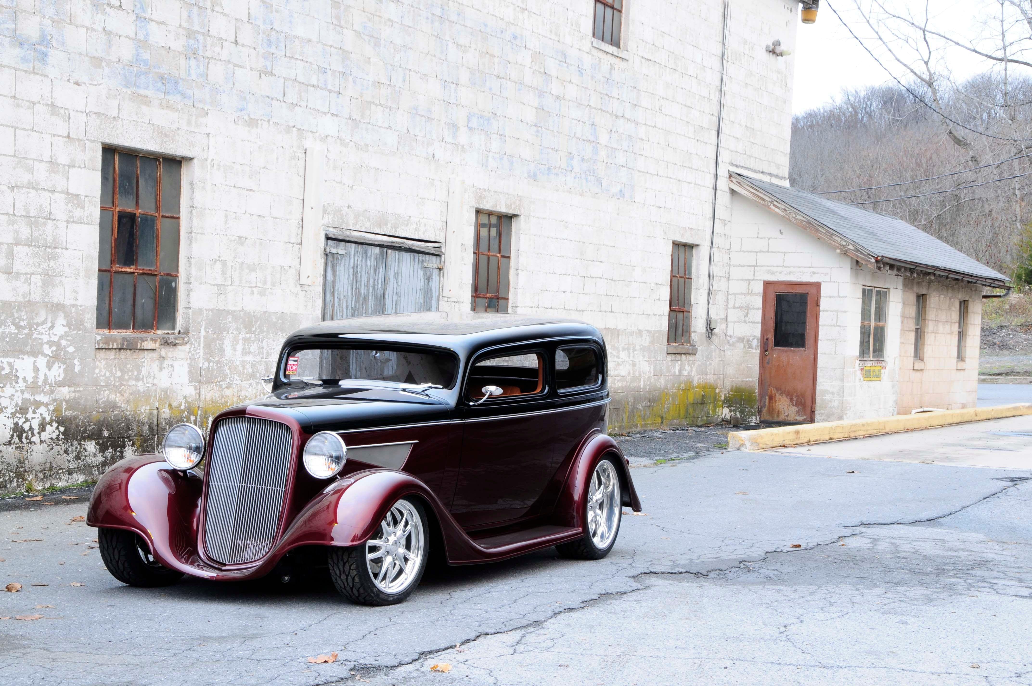 4k wallpaper 1934 chevrolet sedan (4288x2848) Chevrolet