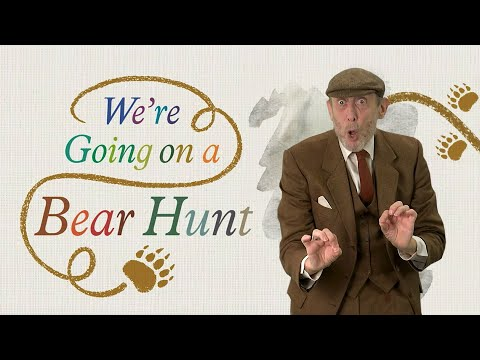 336 We Re Going On A Bear Hunt Book Kids Poems And Stories With Michael Rosen Youtube Kids Poems Writing Picture Books Poetry For Kids