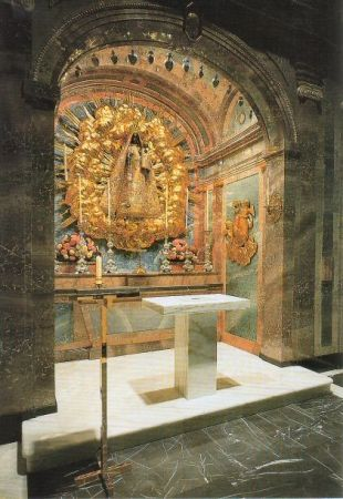 Church Of The Black Madonna The Shrine Of Of The Black Madonna In In The Church Of The