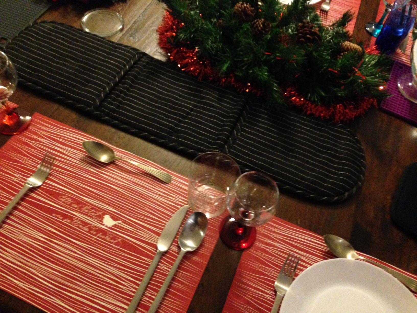 For your christmas table!