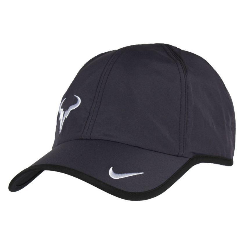 Nike Rafael Nadal Rafa Bull Cap Hat Dri Fit in Gridiron  328b28838ac