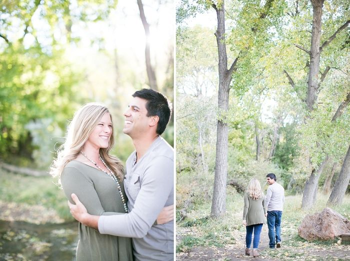Fun Outdoor Golden Colorado Sweet Anniversary Pictures. Amy Caroline Photography.