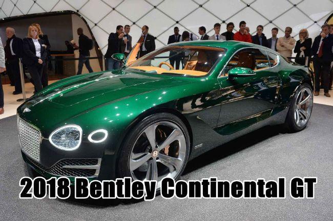 2018 bentley sports car. perfect bentley 2018 bentley continental gt throughout bentley sports car l