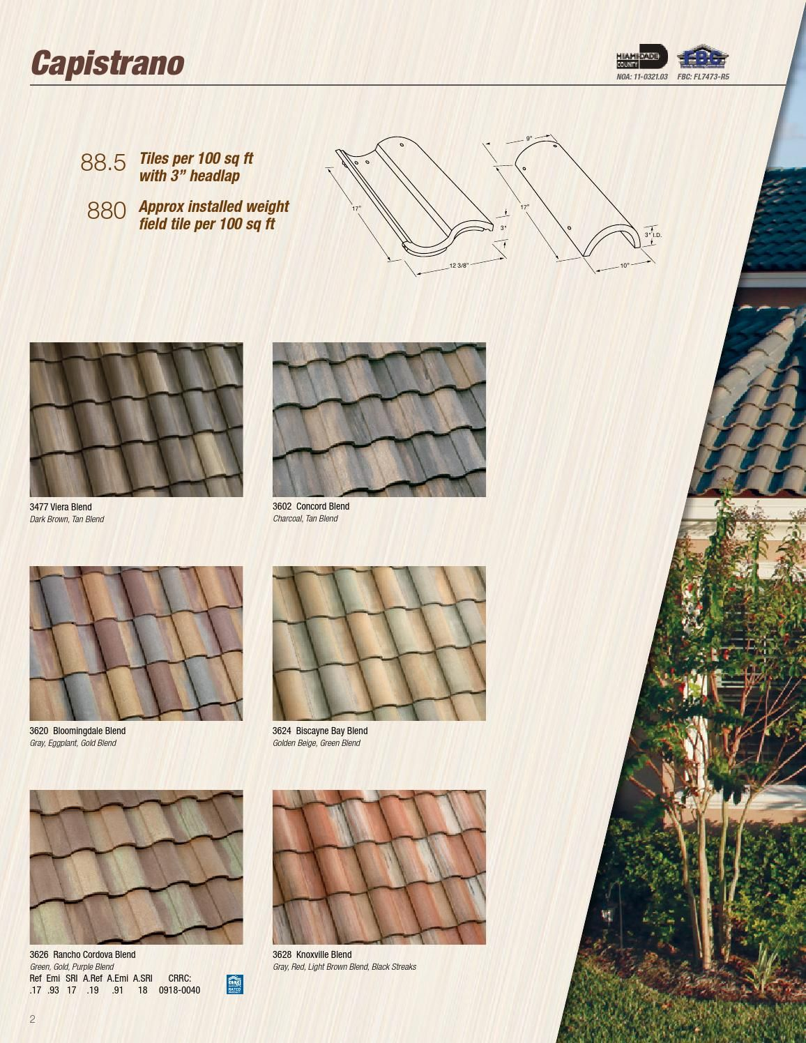 Eagle Florida Designer Select Premium Collection 2013 Design Florida Roofing