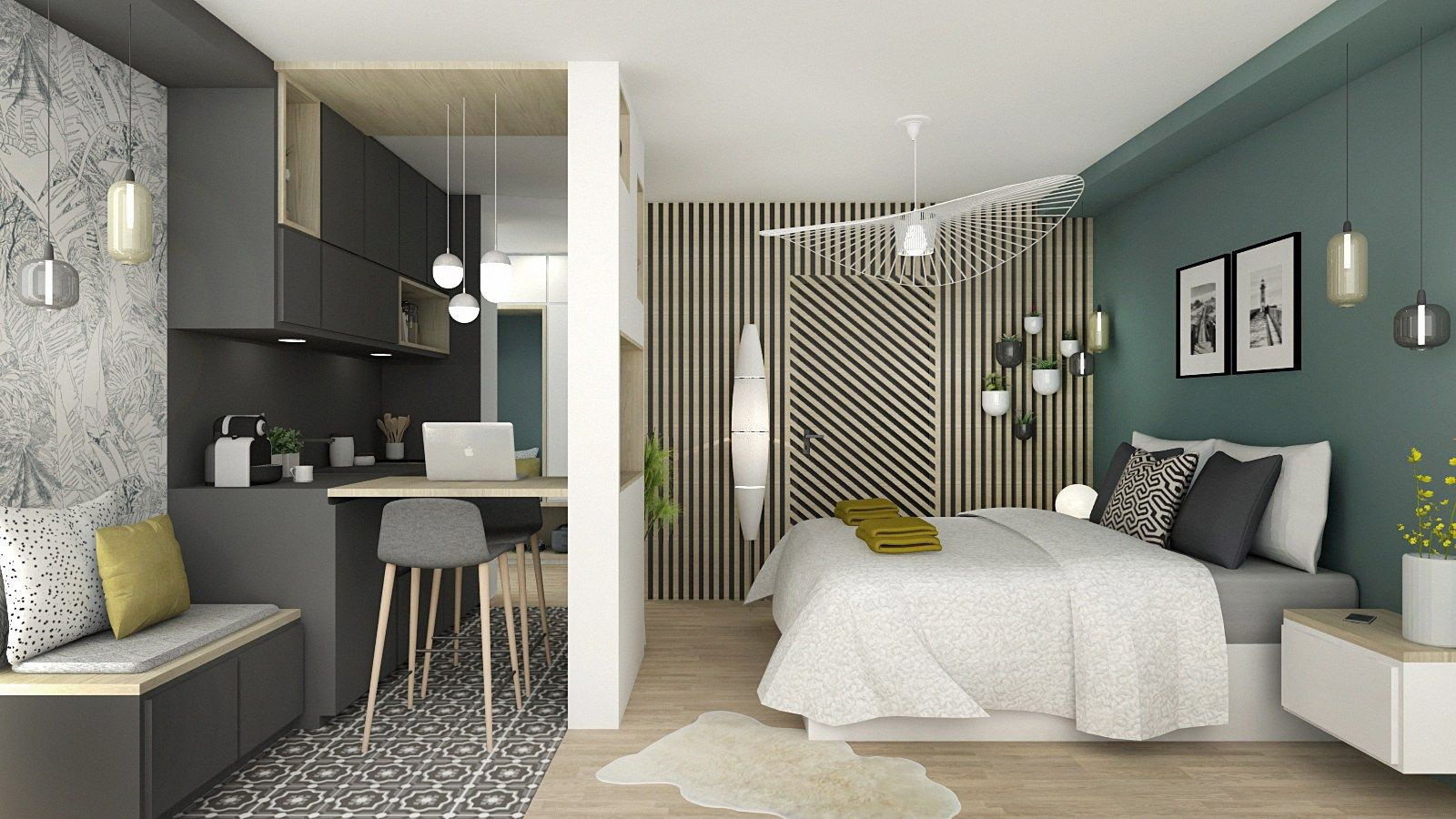 Agence Immobilière Home Staging prestations - architecture, décoration, home staging, lyon