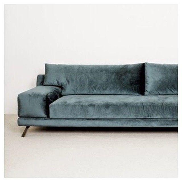 Weekend Velvet Seating Interiors Sofas Y Salas Pinterest