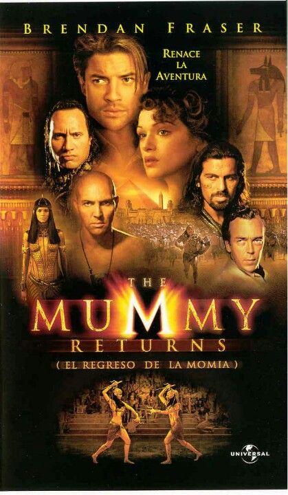La Momia La Momia Regresa Peliculas Ver Películas