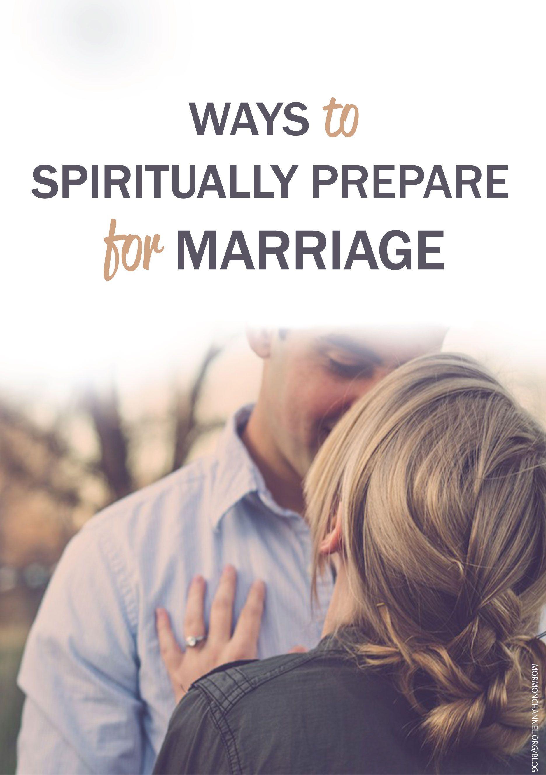need help marriage preparation