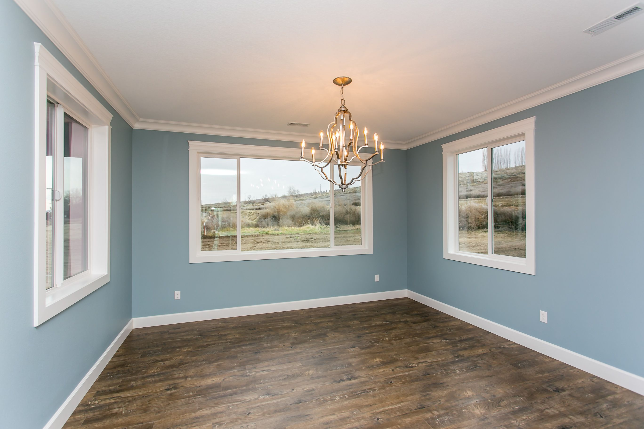 Building new homes in TriCities, Washington Boy room