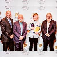 RTS North East and Borders Centre honours students at Young People's Media Festival