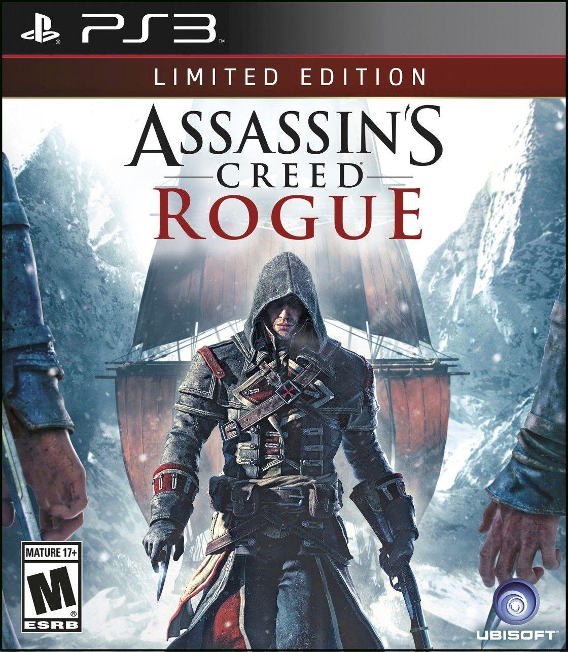 Assassin's Creed Rogue (PlayStation 3) Assassins creed