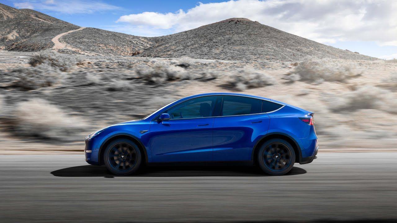 Model Y Unveil Youtube Tesla Model Tesla Best Midsize Suv
