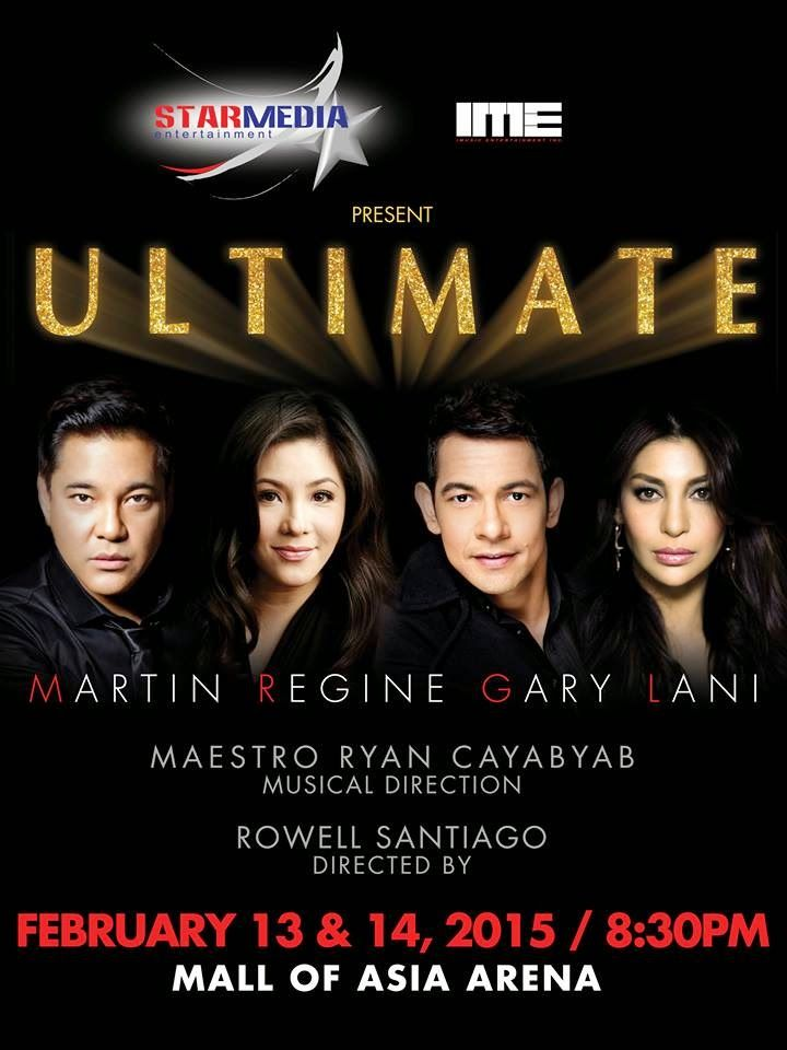 catch the ultimate valentines day concert at the sm mall of asia arena led by