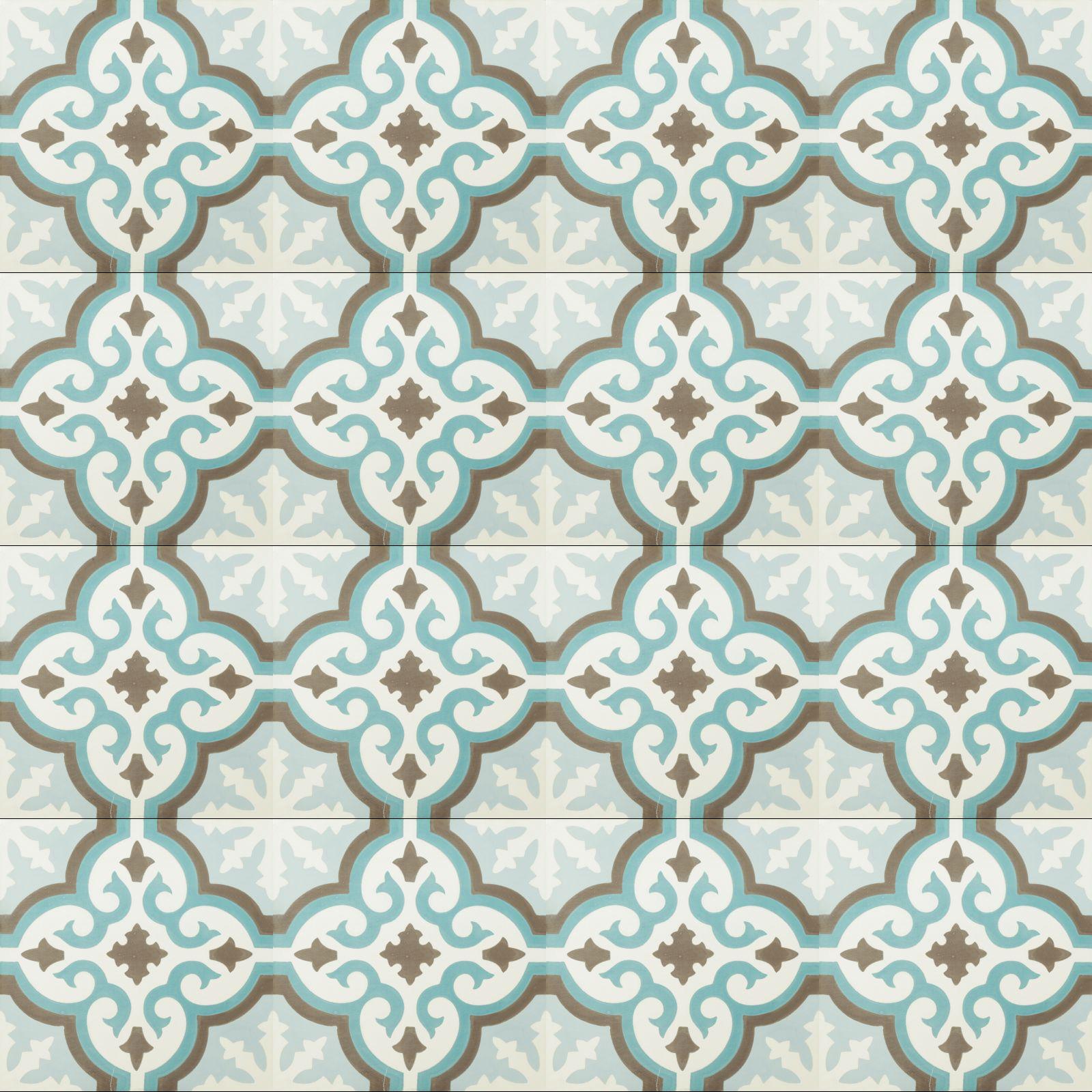 vn azule 28 portugese cementtegel van designtegels badkamer