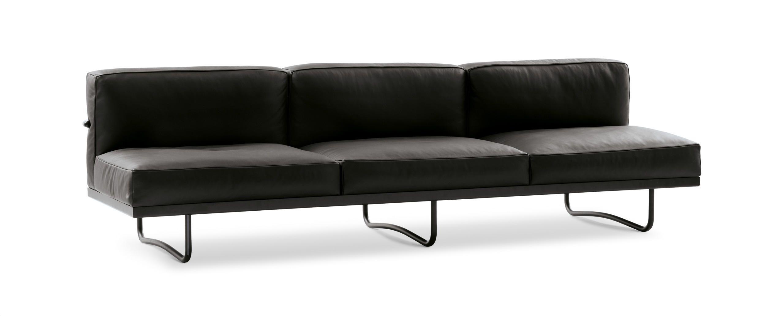 Lc5 cassina furniture pierre jeanneret charlotte perriand e perriand - Divano letto cassina ...