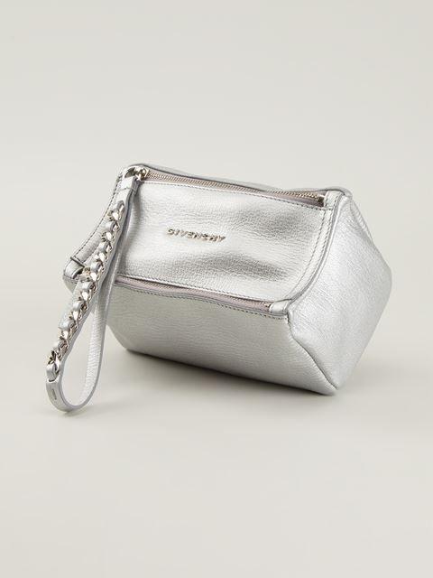 af84232b066 Givenchy Small 'pandora' Clutch - Tessabit - Farfetch.com | HOLIDAY ...