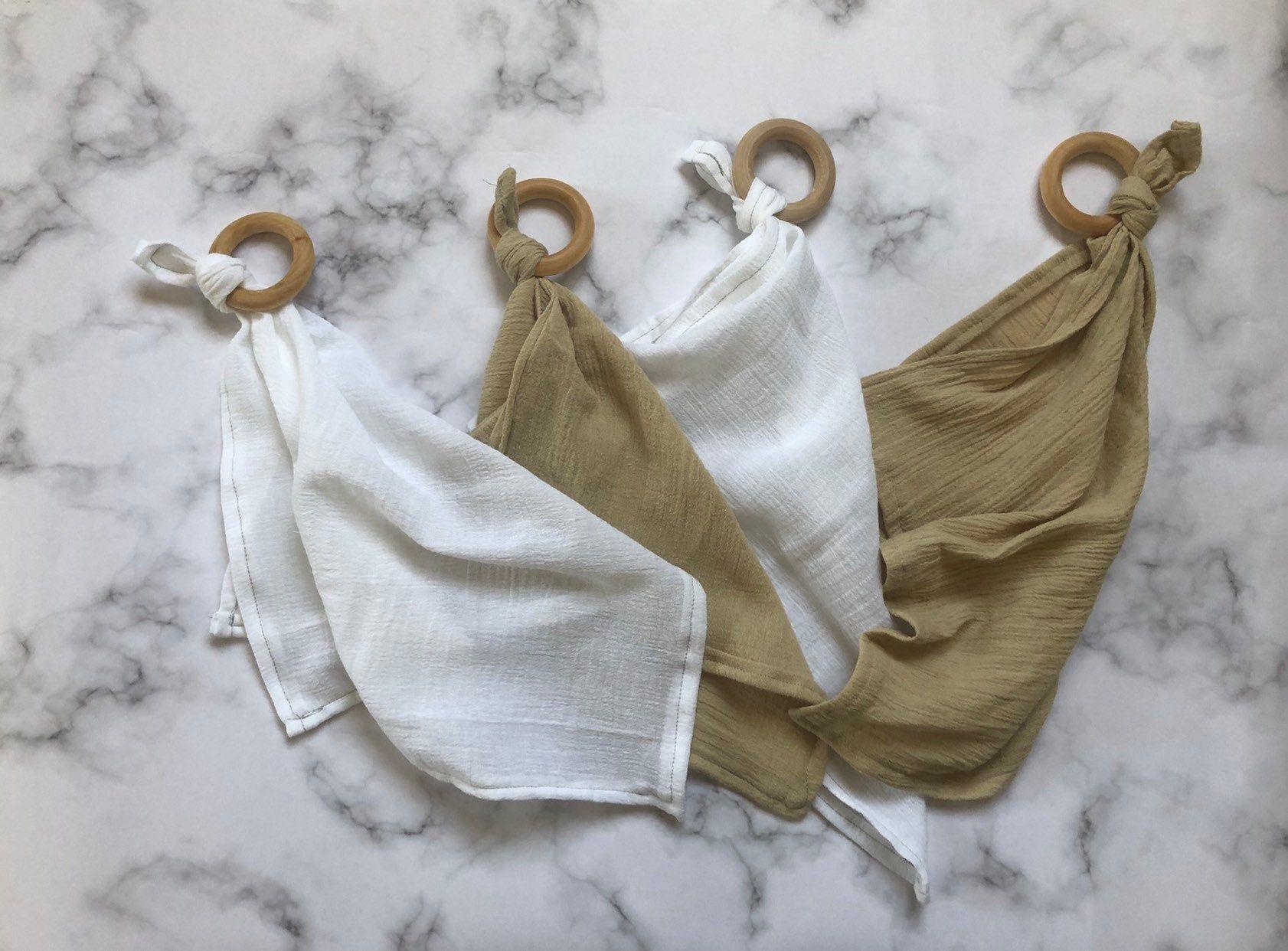 Baby Comfort Blanket Pacifier Blanket Baby Comforter Security