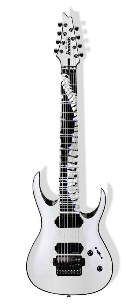 Dino Cazares\'s, new custom 8 string guitar | Guitars | Pinterest ...