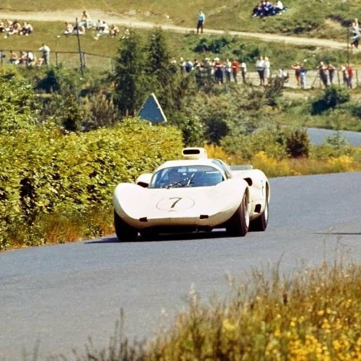 1966 Nurburgring 1000 km【2020】 自動車, バイク