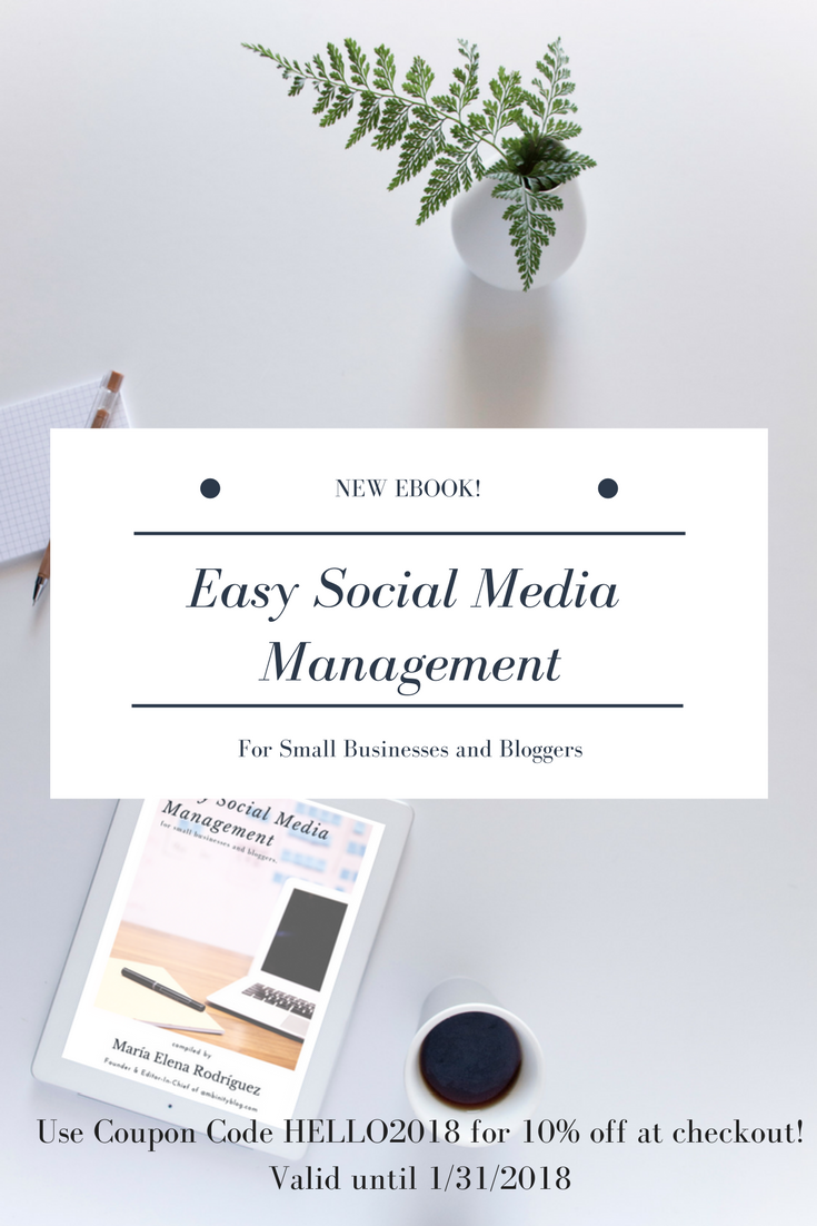 Ebook easy social media management for small business owners and ebook easy social media management for small business owners and bloggers fandeluxe Images