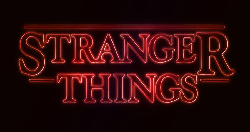 How to Create a 'Stranger Things' Inspired Text Effect in Adobe Photoshop  Design Psdtuts