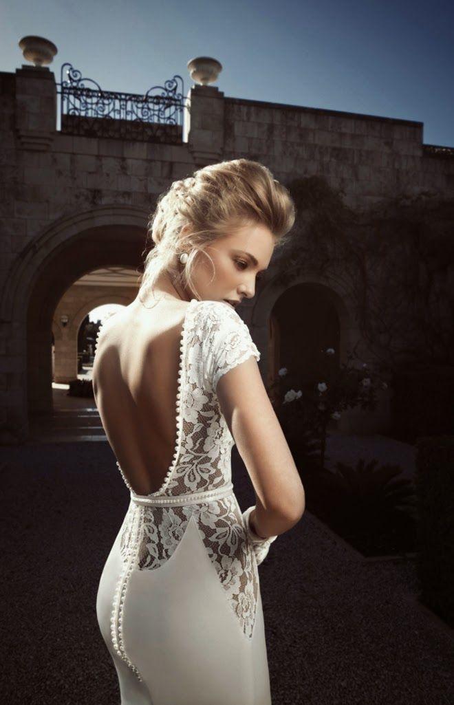 Imagenes de vestidos de novia ajustados al cuerpo