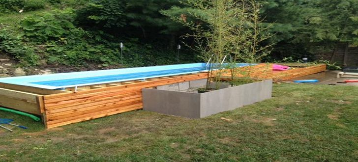 Etonnant Exceptional Above Ground Lap Pools Prices