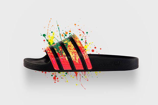 check out 110d1 7a531 adidas Originals lan a cole  o de cal ados em homenagem a  Parada do Orgulho  LGBT