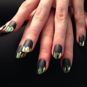 Look at this awesome nail art by Raquel N. on Beautylish!