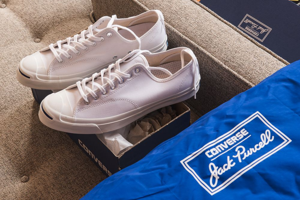 converse purcell signature