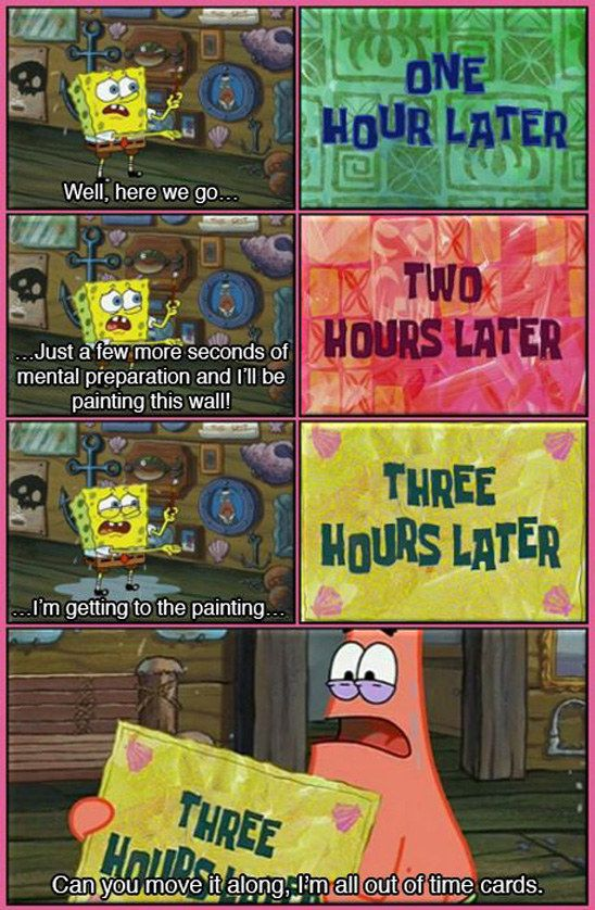 17 Times Spongebob Squarepants Was The Cleverest Show On Tv My