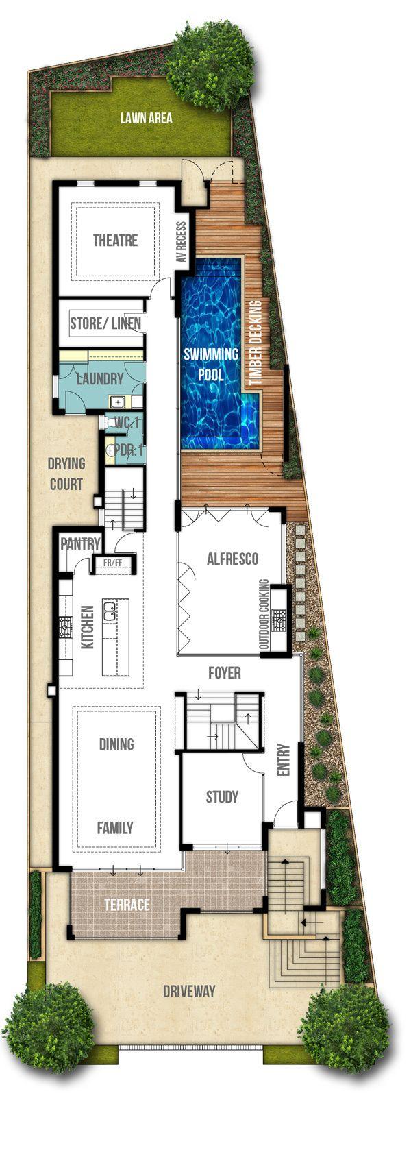 undercroft garage house design ground floor plan house plans undercroft garage house design ground floor plan