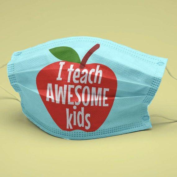 Teacher Mask Svg Teacher Gift Teacher Svg Face Mask Svg Svg Eps Png Dxf Teacher Gifts Vozeli Com