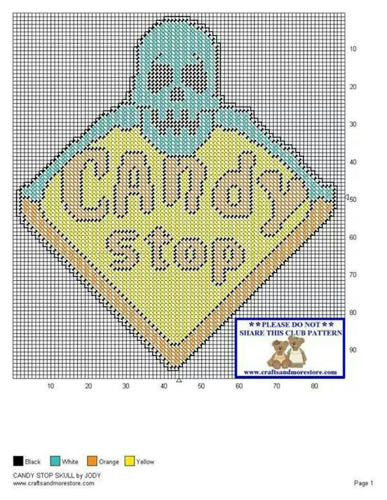 Candy stop