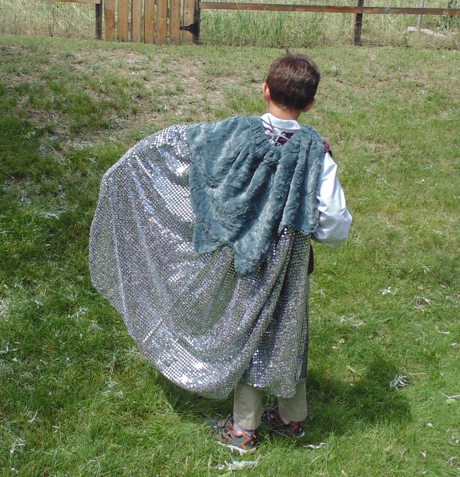 Prince Costume For Boy