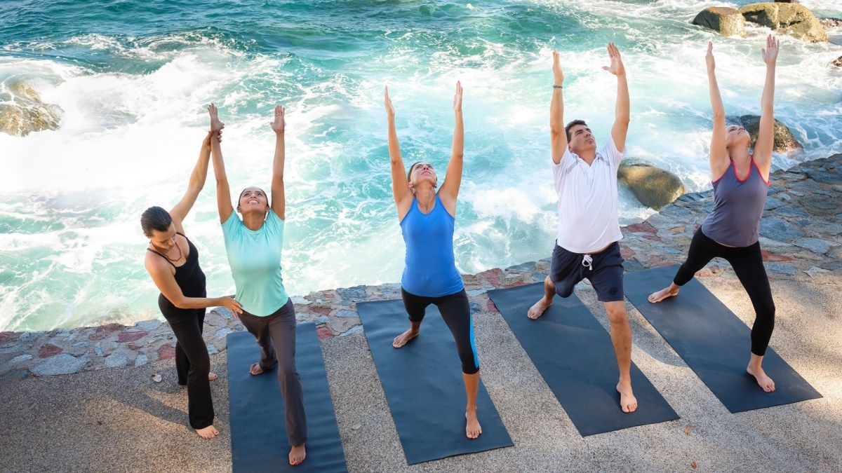 Yoga Retreat Puerto Vallarta
