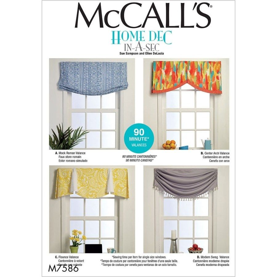 25 Best Image Of Valance Patterns To Sew Valance Patterns Window Valance Diy Valance