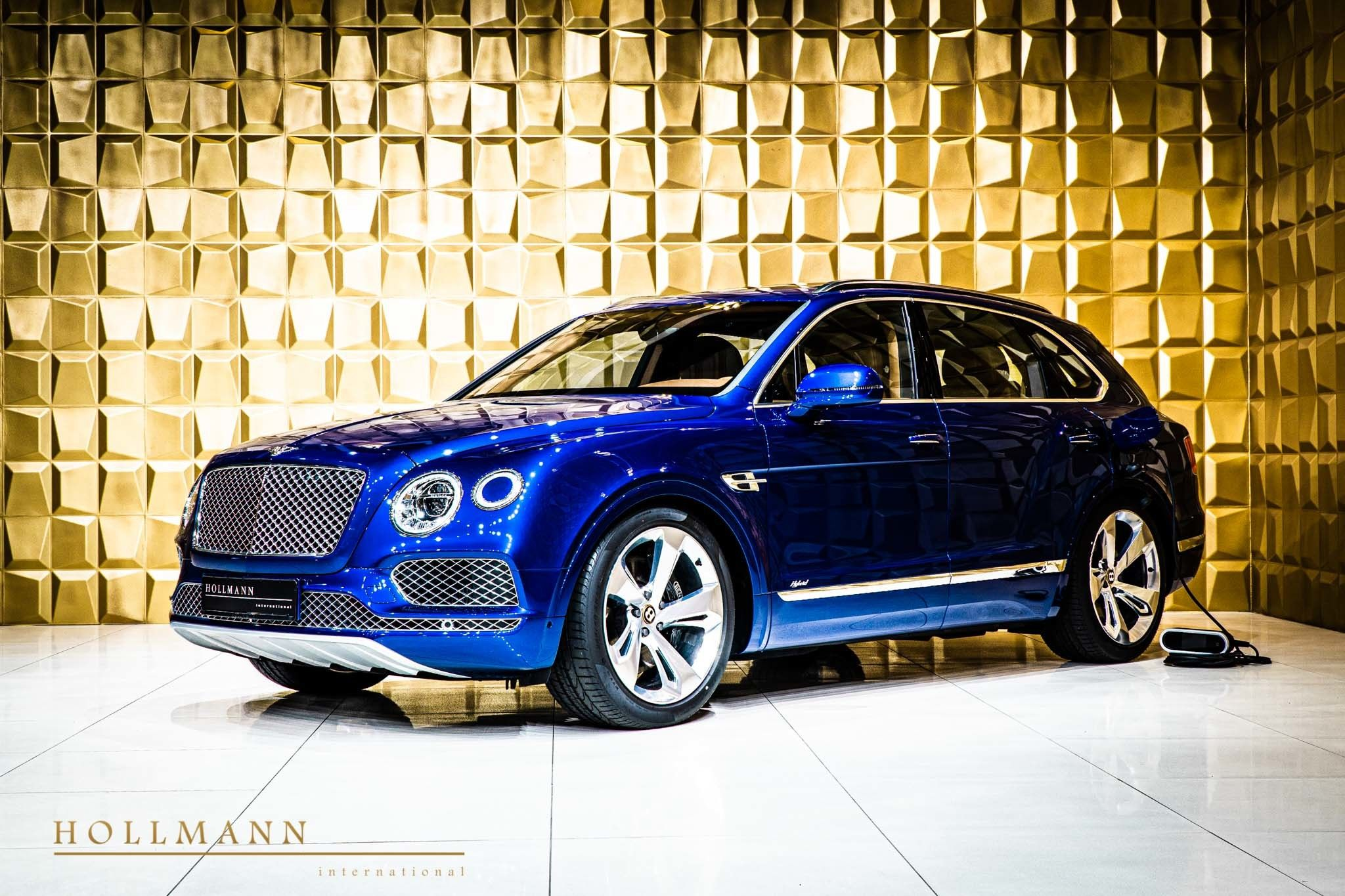 Bentley Bentayga Hybrid Hollmann International Germany For Sale On Luxurypulse Bentley Best Luxury Cars Luxury Suv