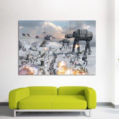 Star Wars Empire At War Giant Wall Art Poster Print