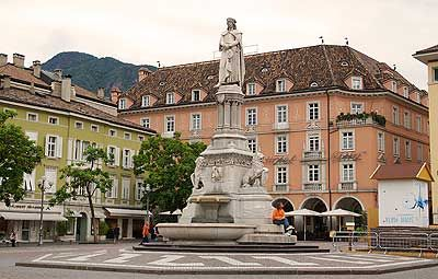 Waltherplatz, Bozen