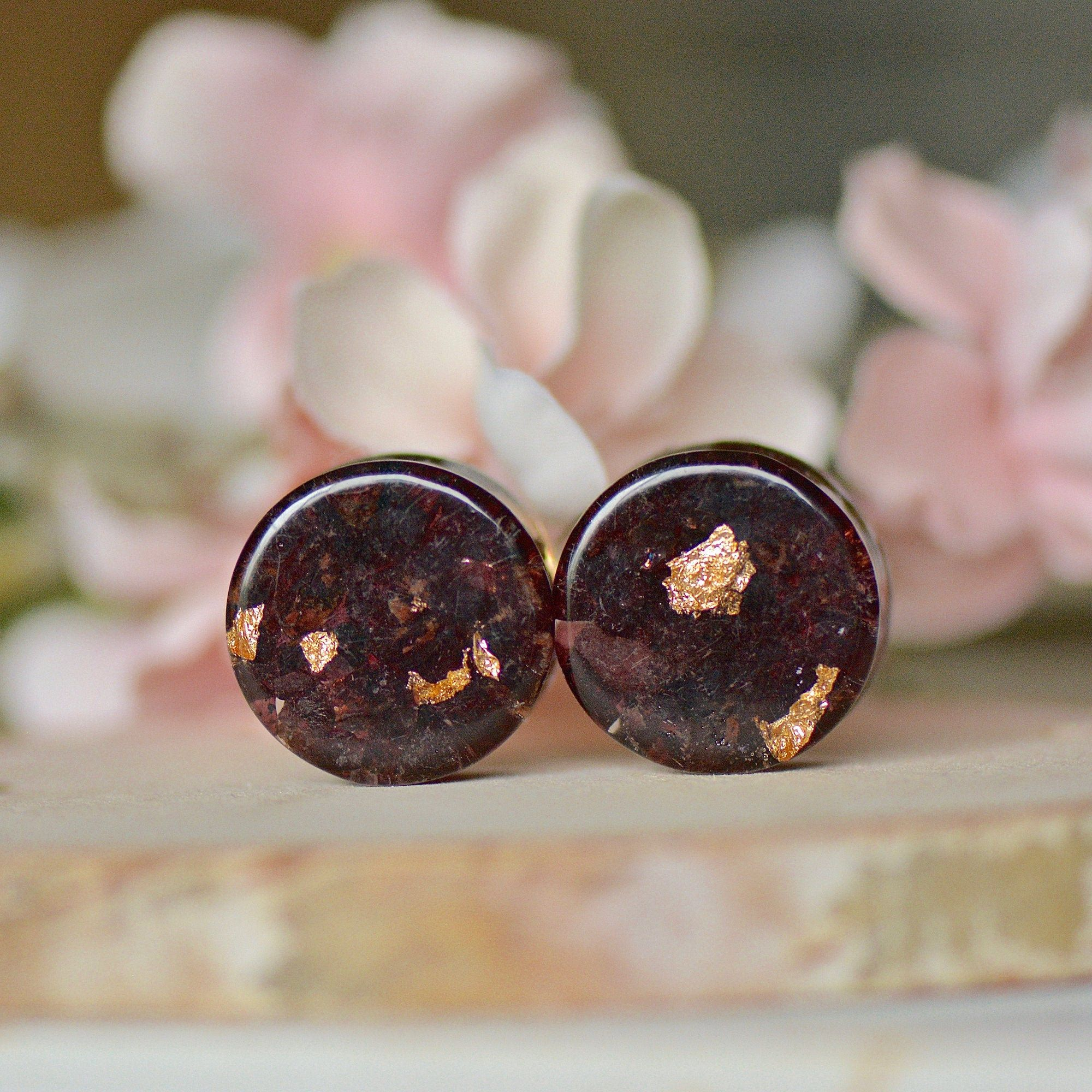 Intrepid Jewelry ite Double Flared Stone Plugs
