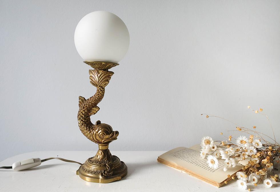 Lampe Poisson En 2020 Lampe Luminaire Veilleuse