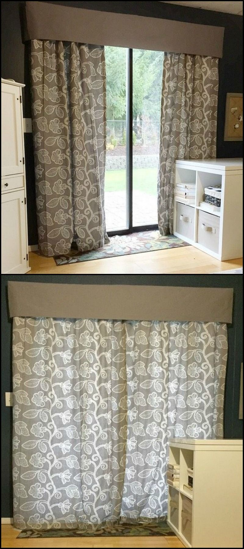 Lower Your Energy Bill With Diy Insulated Curtains Http Theownerbuildernetwork Co Cjit These Curtains Wer Insulated Curtains Home Diy Home Interior Design