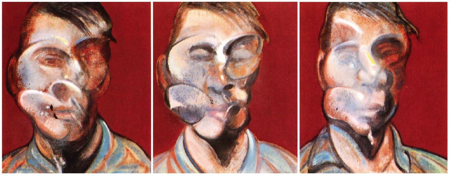francis bacon self portrait - Buscar con Google | Explorar la ...