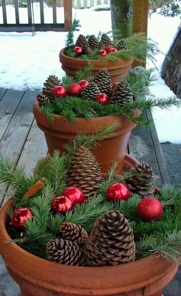 Ol gente linda boa tarde eu acho a decora o de natal for Siti design casa