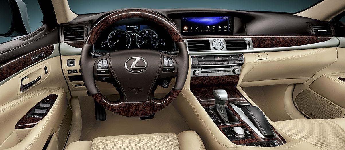 2016 Lexus Ls Luxury Sedan Lexus Ls Luxury Sedan Sedan