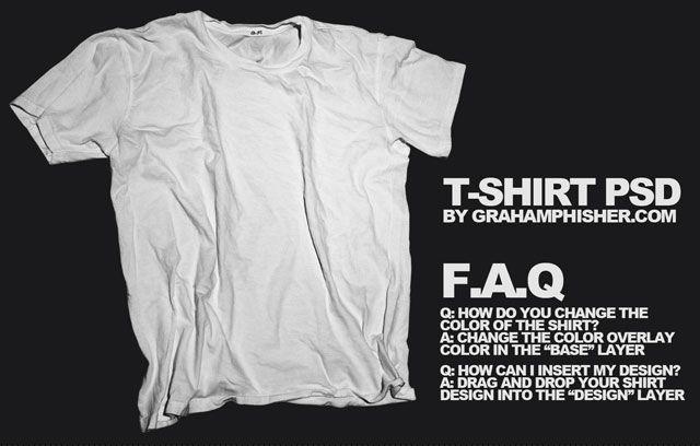 t shirt templates illustrator